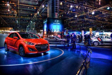 Auto Show Landing Page 2016
