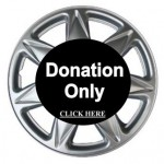 Auto Show Button Donations