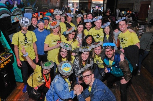 12th Annual Mad Hatter Mayhem Pub Crawl @ Chicago | Illinois | United States