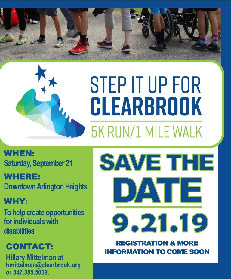 Step It Up For Clearbrook @ Cronin Park | Arlington Heights | Illinois | United States